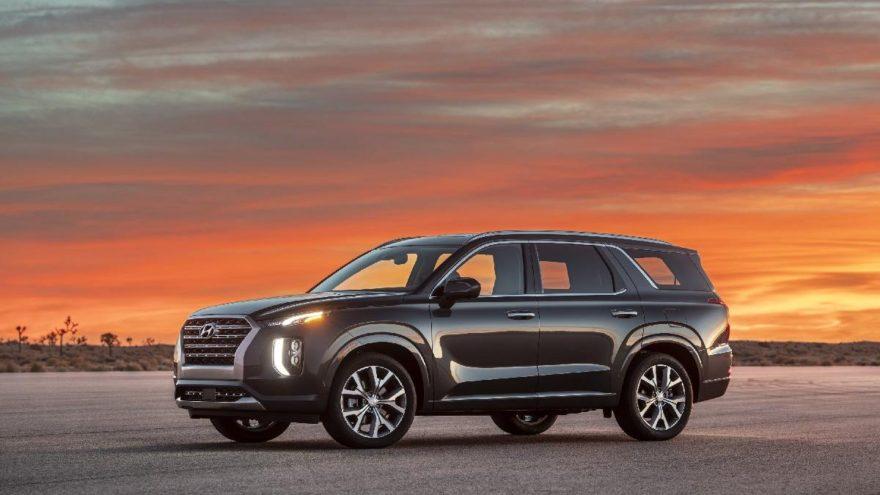 Hyundai'nin yeni SUV modeli : Palisade!