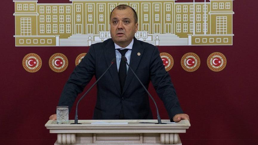 CHP'li Aygun hakkında suç duyurusu