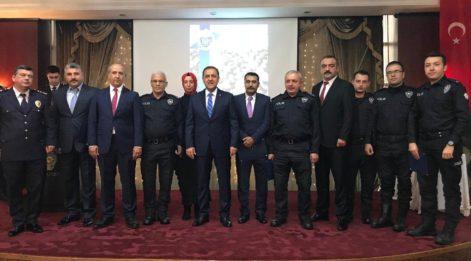 İstanbul Emniyeti başarılı personelini 'Mete'yle ödüllendirdi