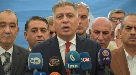Irak Türkmenleri: 'Hükümette yer almazsak sokak gösterilerine başlayacağız'