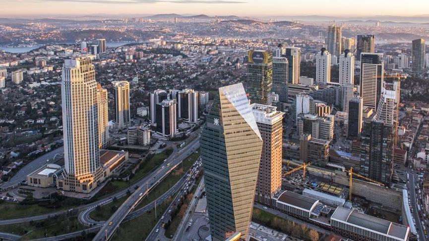 Gayrimenkulde en yüksek fiyat Beşiktaş'ta