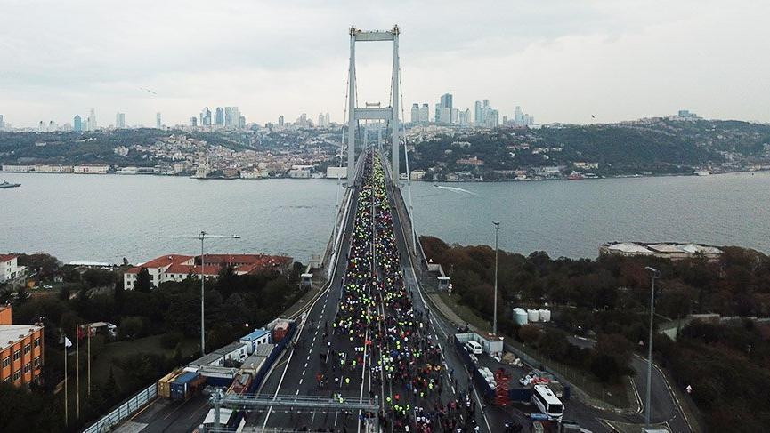 11 Kasım İstanbul Maratonu'na hazır mısınız?
