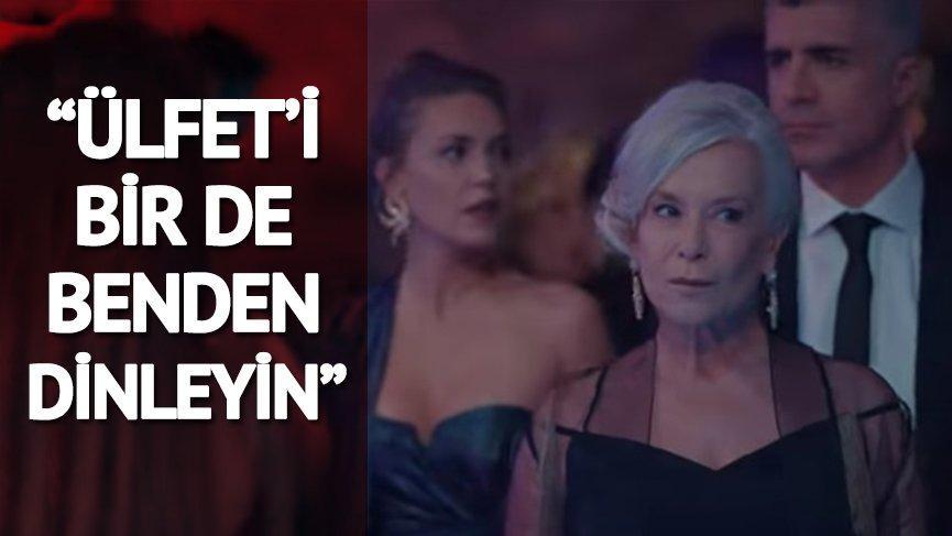 """İstanbullu Gelin 61. yeni bölüm fragmanı: """"Ülfet'i bir de benden dinleyin!"""" (İstanbullu Gelin 61. bölüm fragmanı izle)"""