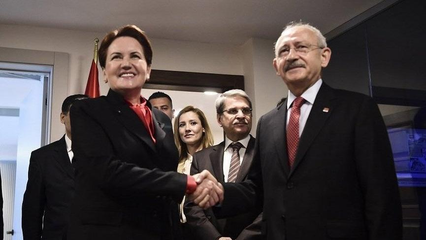 CHP-İYİ Parti ittifakı büyükşehirlerde mi olacak?