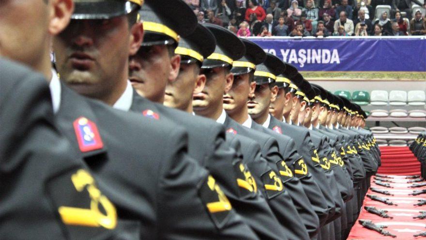 Jandarma sözleşmeli uzman erbaş alacak! TIKLA BAŞVUR