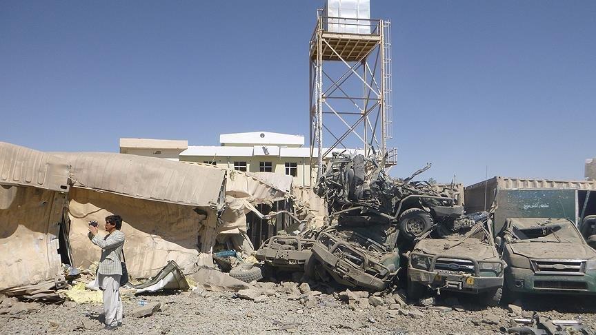 Afganistan'da ABD askerlerine saldırı: 3 ölü