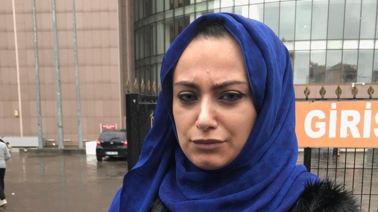 Kadına şiddet davasında 'yer bildirimi' savunması