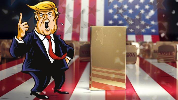 """ABD'den Venezuela'ya """"altın"""" yaptırımı"""
