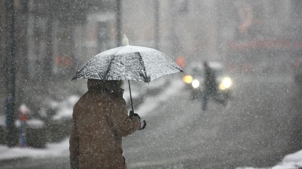 Meteoroloji'den son dakika kar ve yağmur uyarısı!
