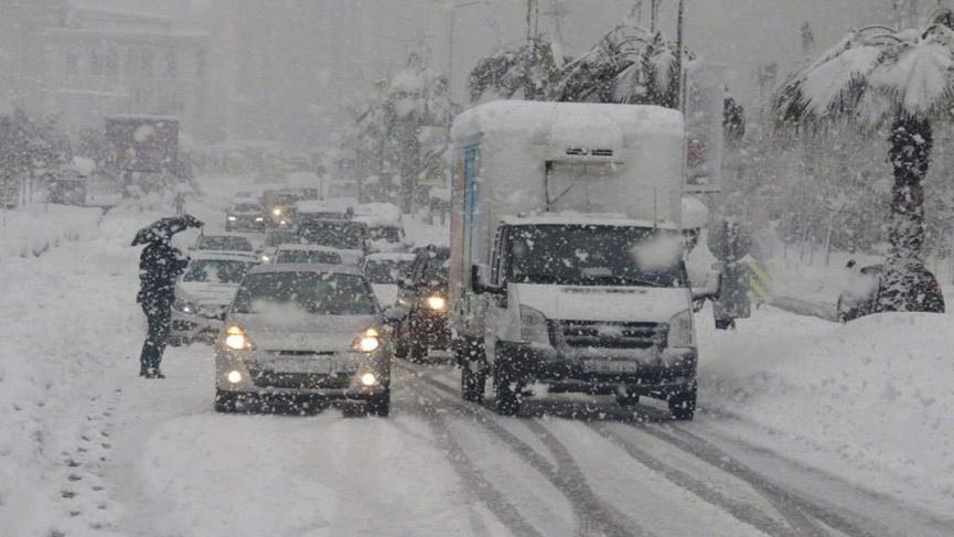 Hazırlıklar tamam! İstanbul kışı bekliyor