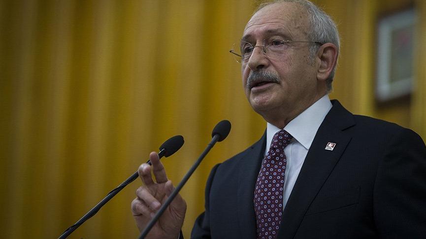 Kılıçdaroğlu: Gözünü soğana değil soyanlara çevir