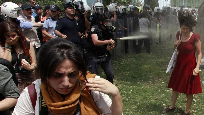 Gezi operasyonunda 13 kişiden 6'sı serbest bırakıldı