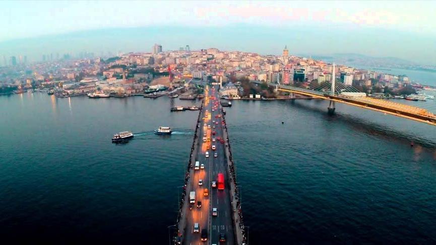 Unkapanı, Galata ve Haliç metro köprüleri trafiğe kapatılacak