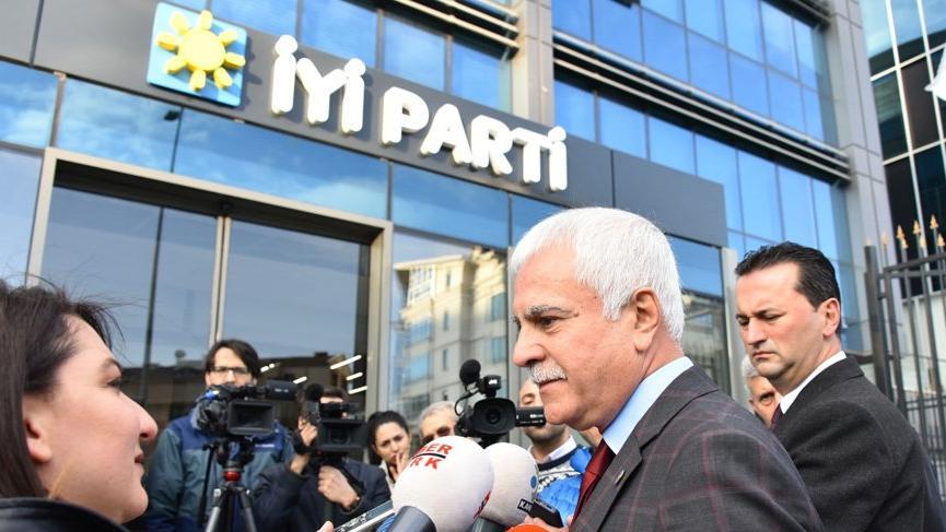 İYİ Parti'den 'CHP ile ittifak' açıklaması