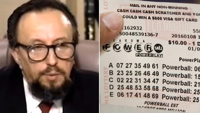 14 kez lotoyu kazandı… Formülünü açıkladı!