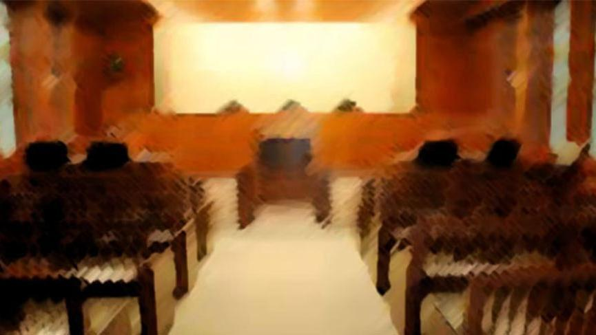 Cinsel istismar davasında 8 polise ceza yağdı!