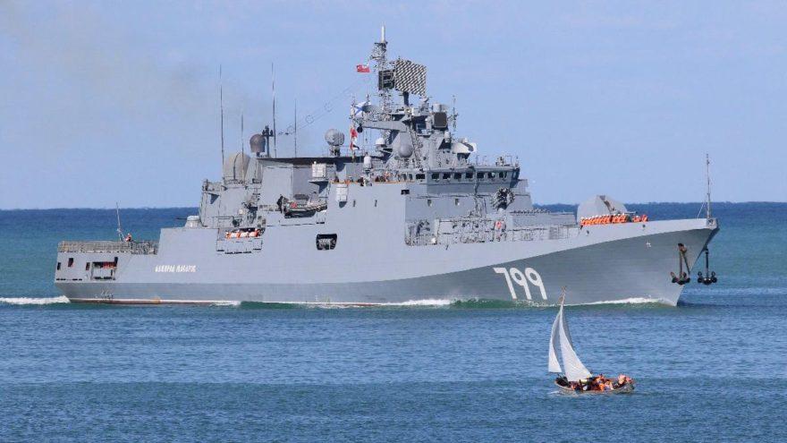 Rusya'dan Akdeniz'e takviye… Bugün yola çıktı