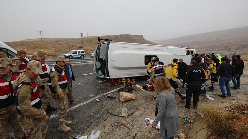 7 kişinin öldüğü kazanın nedeni aşırı hız