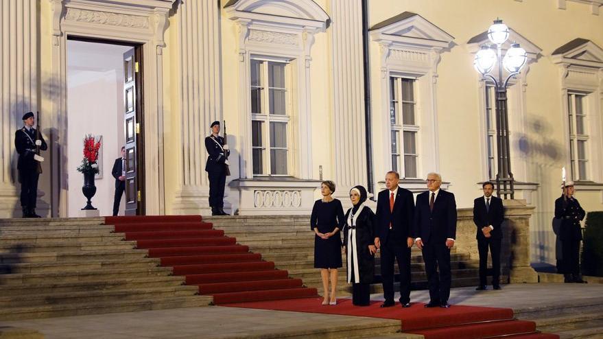 Erdoğan'ın Berlin ziyaretinin maliyeti en az 160 bin euro
