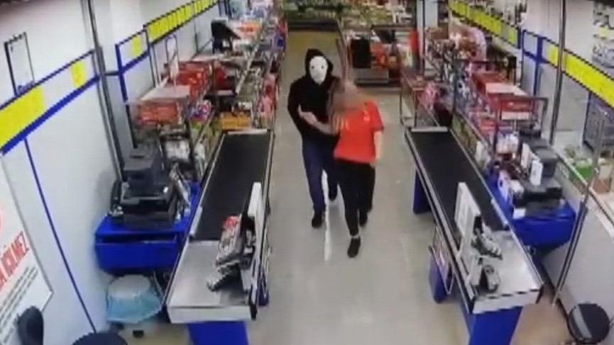 Suç makinası soyguncu yakalandı