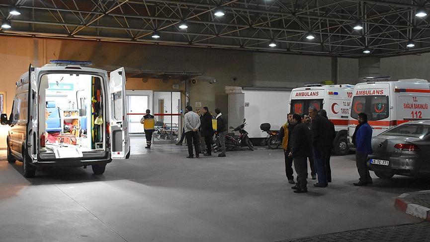 Manisa'da karbonmonoksit zehirlenmesi! 7 kişi hastanelik oldu