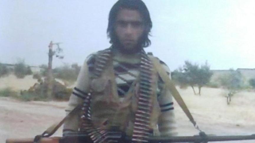 IŞİD'in infazcısı böyle yakalandı