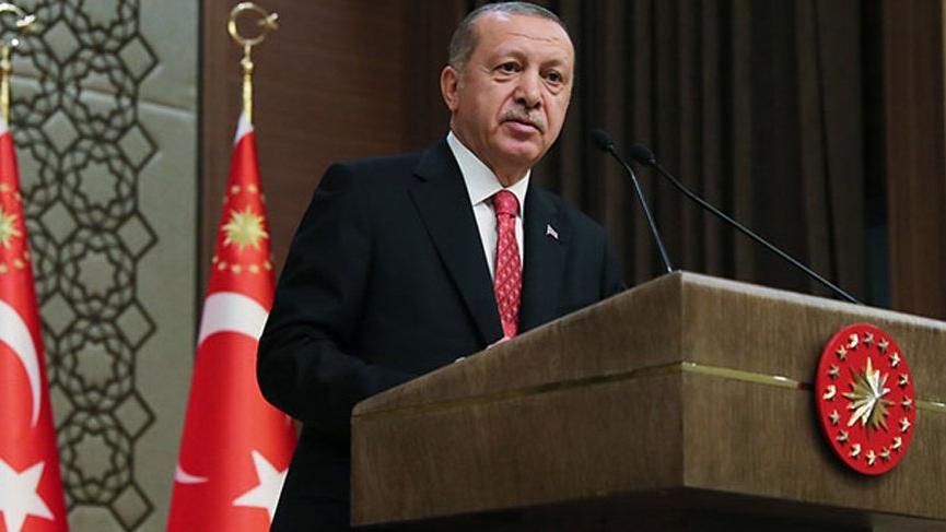 Erdoğan öğretmenler için kutlama yayınladı…