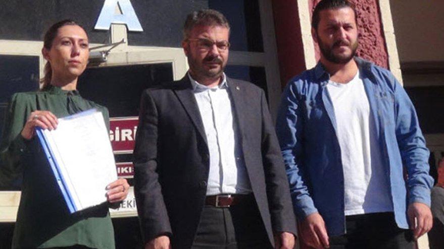 CHP'li başkana suç duyurusu!