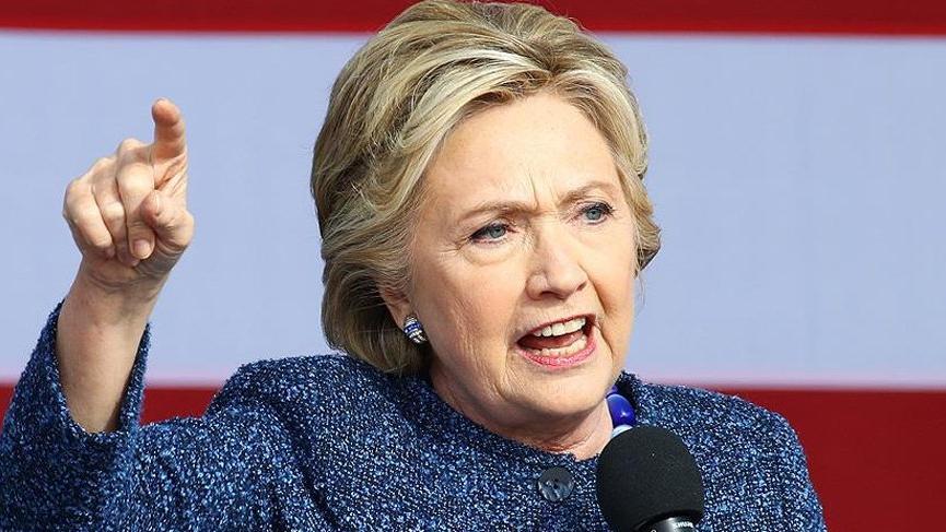 Clinton: Trump, Kaşıkçı örtbasının bir parçası!
