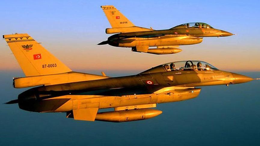 Irak'ta 14 terörist daha etkisiz hale getirildi