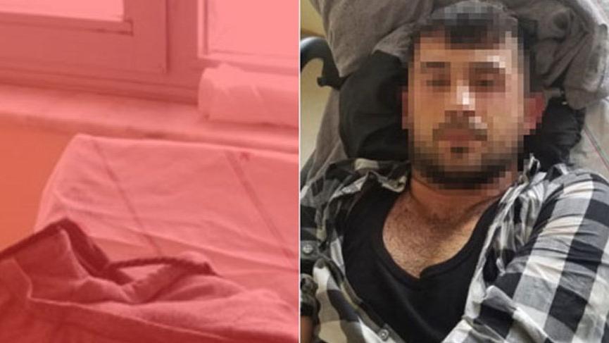 Kadıköy'de hareketli dakikalar! Polis bacağından vurdu