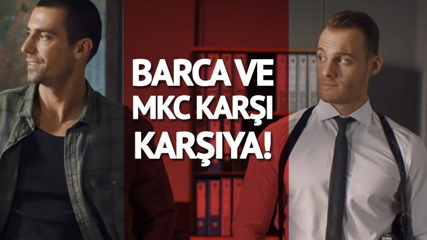 Muhteşem İkili 2. yeni bölüm fragmanı geldi! Barca MKC rekabeti (Muhteşem İkili 1. ilk bölüm izle)