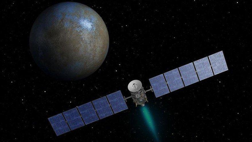 NASA resmen duyurdu: Uzay aracı Dawn ile iletişim kesildi