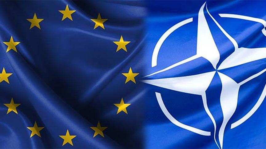 AB ve NATO'dan Rusya'ya uyarı!