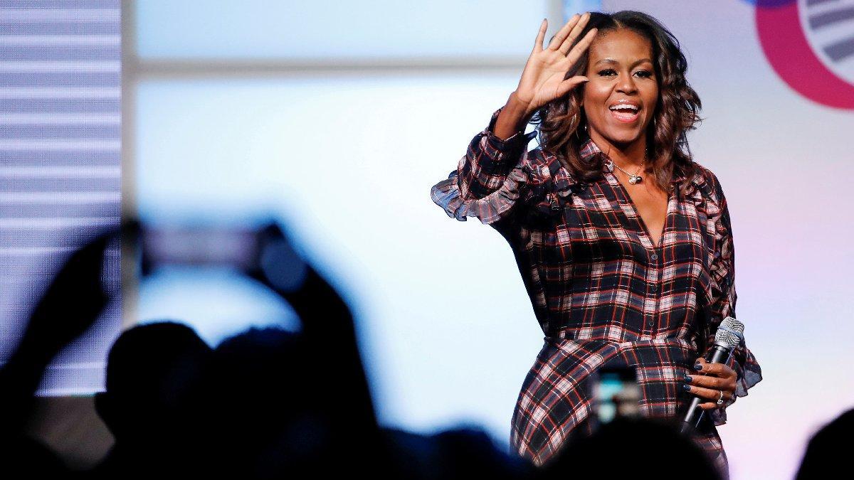 Michelle Obama çılgınlığı... Yarım saatte tükendi!