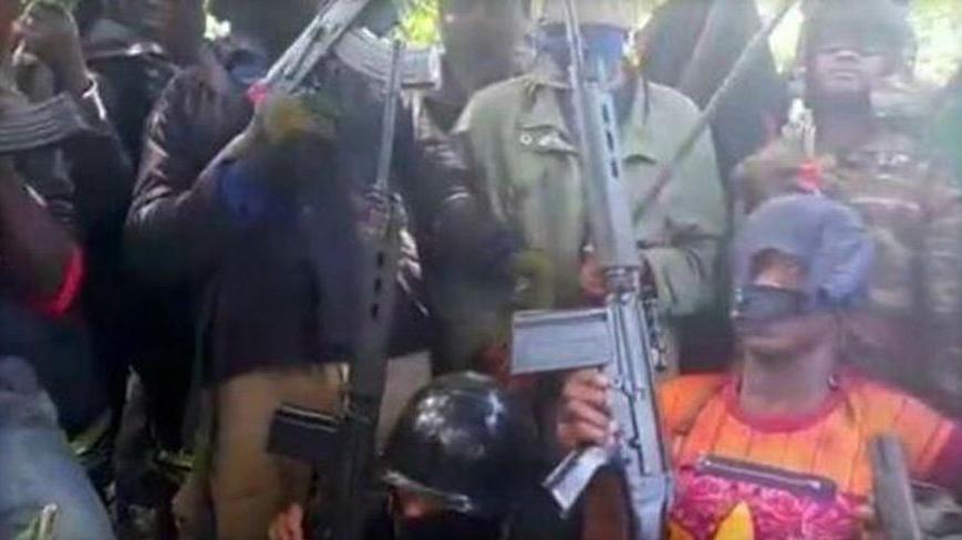 Ülke şokta… Okula baskın yapıldı 79 öğrenci kaçırıldı