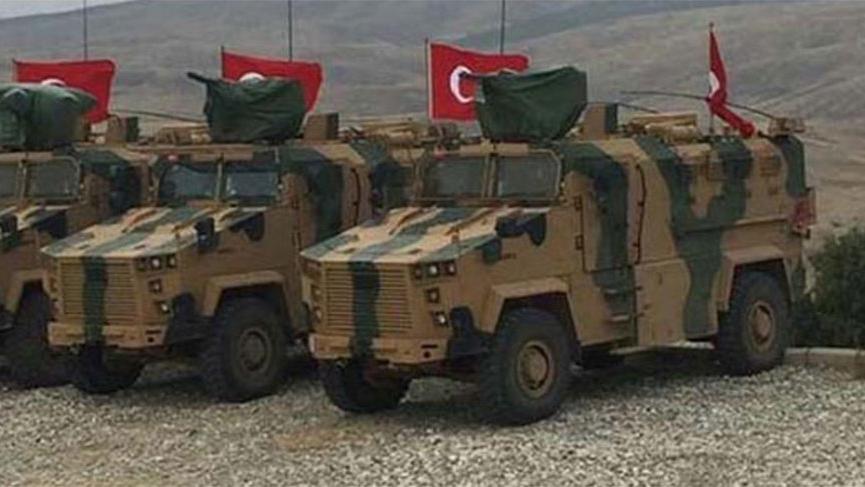 Son dakika... Türkiye ve ABD'den Menbiç'te ortak devriye