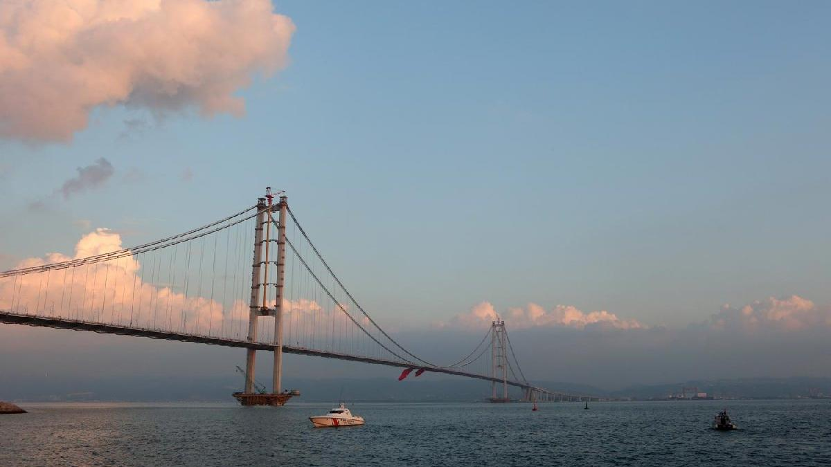 Osmangazi Köprüsü'nde 3.3 milyarlık vurgun iddiası!