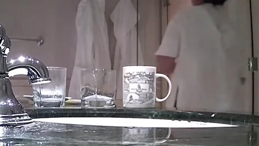 Görüntüleri sızdı, lüks otellerde temizlik skandalı! Aynı havluyla yerleri, lavaboyu ve bardakları sildiler