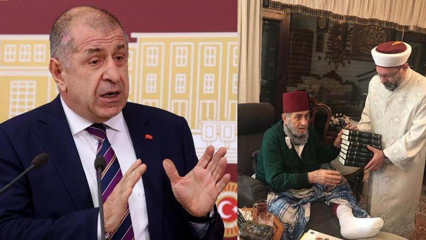 Ümit Özdağ'dan çok sert 'Mısıroğlu ziyareti' çıkışı!