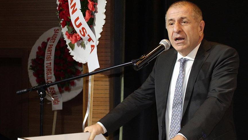 İYİ Partili Özdağ'dan 'Başkanlık Sistemi' eleştirisi
