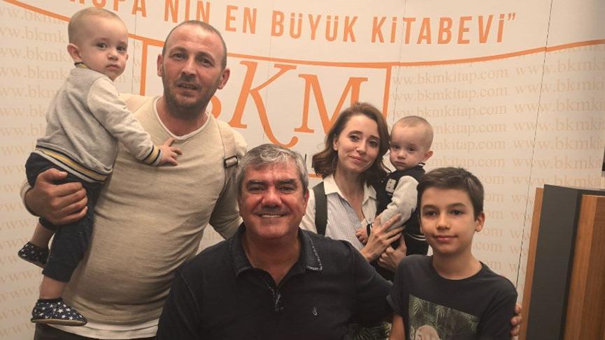Bursa'da Yılmaz Özdil izdihamı