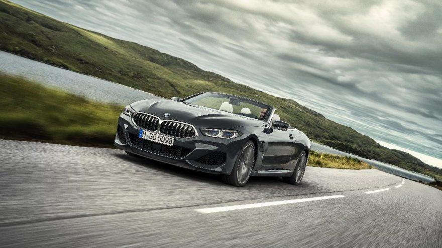 BMW 8 Serisi üzerini çıkarttı!