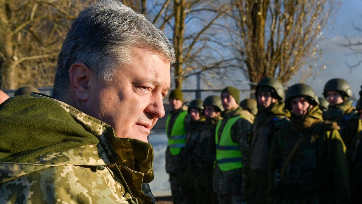 Poroşenko'dan NATO'ya çağrı: Gemileri Karadeniz'e gönderin