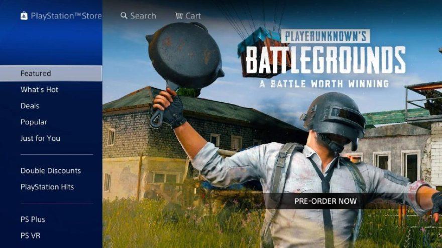 PUBG çok yakında PS4'te! PUBG ne zaman PlayStation 4'lere gelecek?