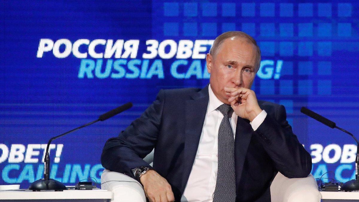 Putin'den Ukrayna açıklaması: Kirli oyunlar oynanıyor