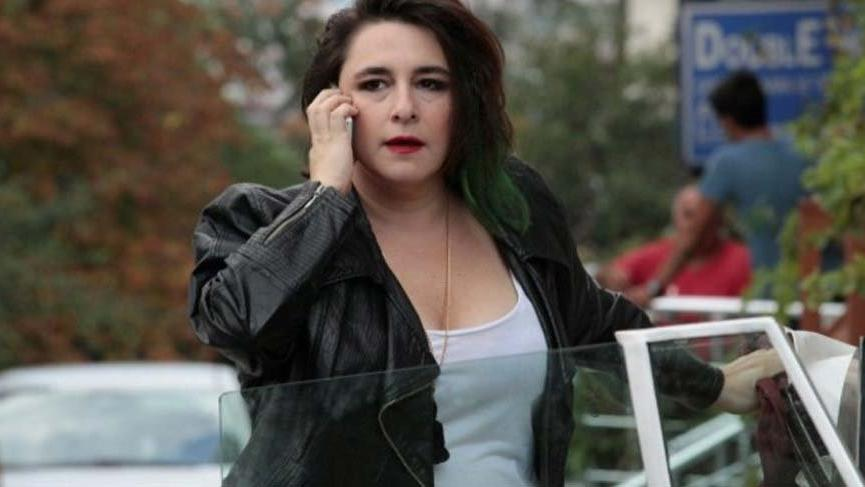 "Esra Dermancıoğlu: ""Kendime tokat atasım var"""