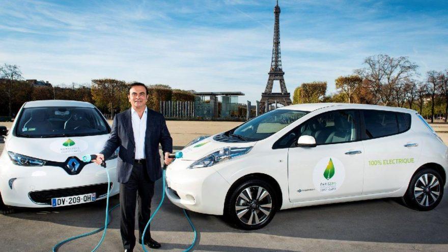 Renault, Nissan ve Mitsubishi'den pil yatırımı!