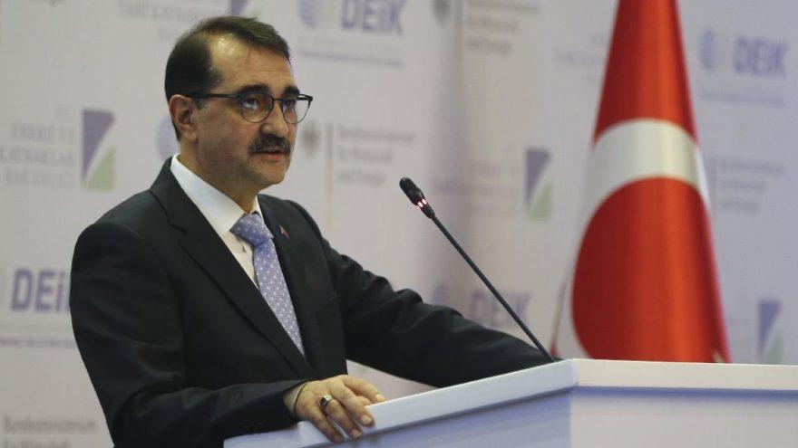 Enerji Bakanı'ndan son dakika 'istisna' açıklaması