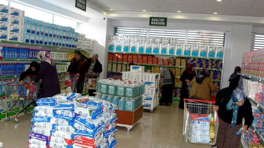 İBB'nin 147 milyonluk sosyal yardımı marketlere yaradı